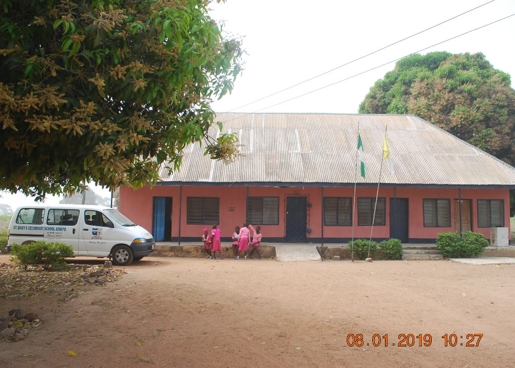 St. Mary's Secondary School, Adikpo